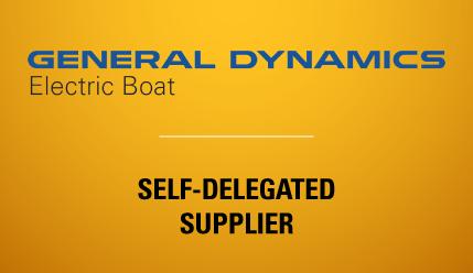 kSARIA General Dynamics Self-Delegated Supplier Award
