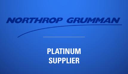 kSARIA Northrop Grumman Platinum Supplier Award
