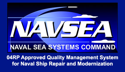 kSARIA is NAVSEA 04RP Approved