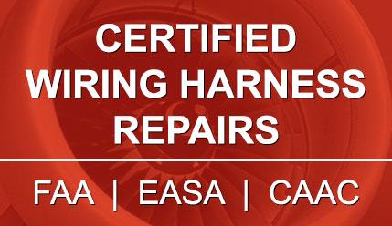 kSARIA Certified Wiring Harness Repair Services