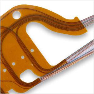 Fiber Optic Flex Circuits
