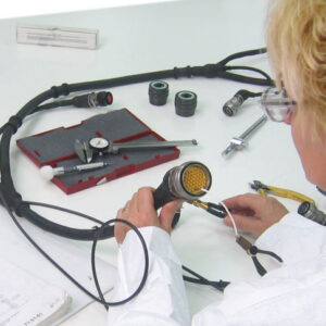 CAAC wire harness repair services